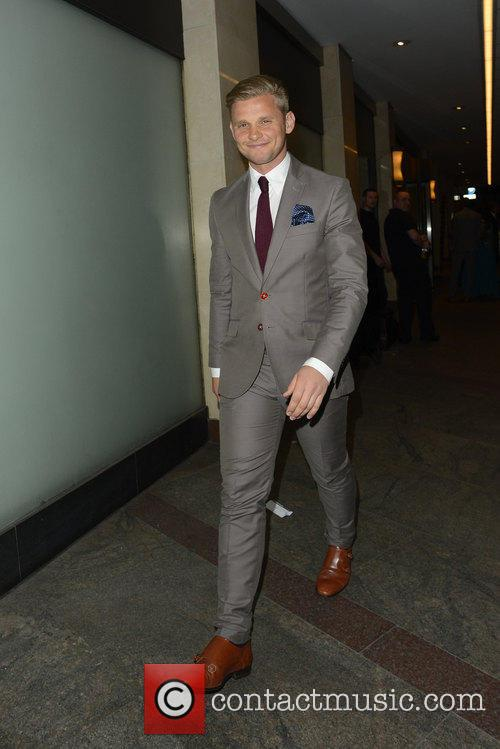 Jeff Brazier Leaving The Hilton