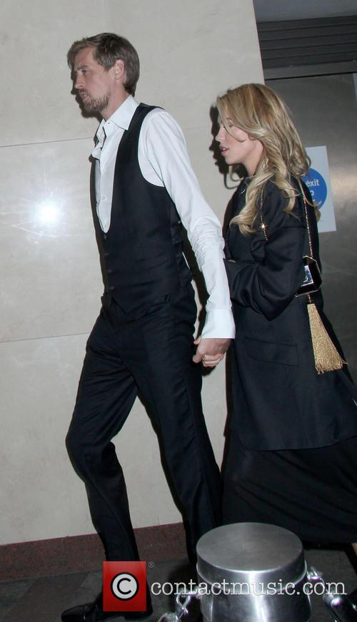 Abbey Clancy and Peter Crouch 11
