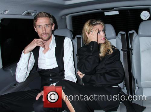 Abbey Clancy and Peter Crouch 1