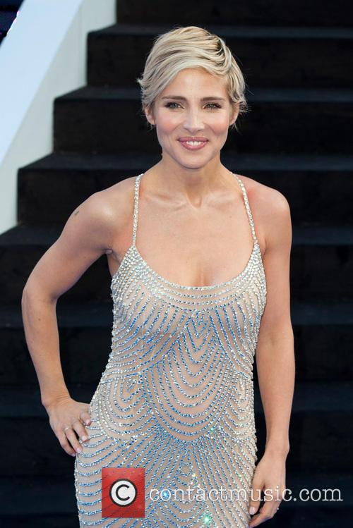 Elsa Pataky, Leicester Square, Empire Leicester Square
