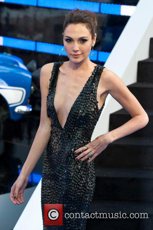 Gal Gadot, Leicester Square, Empire Leicester Square