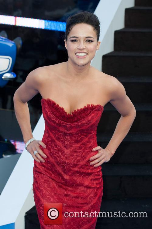 michelle rodriguez fast and furious 6 3650714