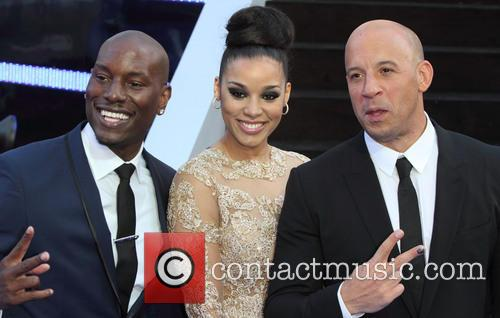 Tyrese Gibson and Vin Diesel 5