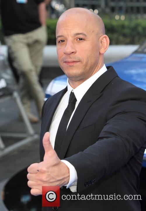 vin diesel fast and furious 6 3651195