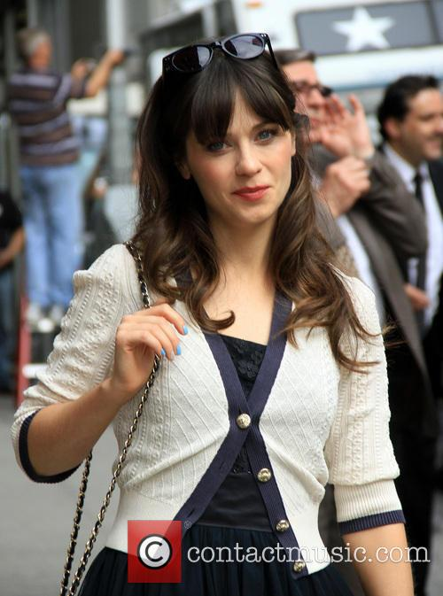 Zooey Deschanel 6