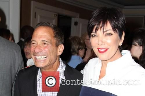 Harvey Levin and Kris Jenner 2