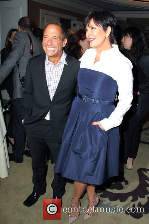 Harvey Levin and Kris Jenner 4