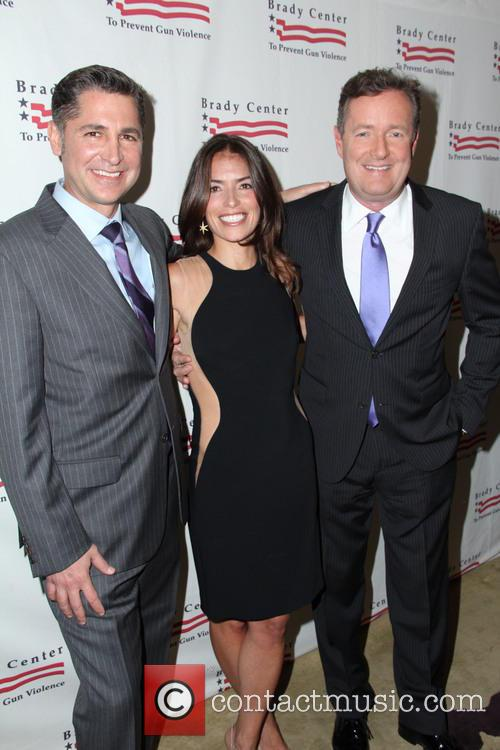 Laura Wasser and Piers Morgan 4