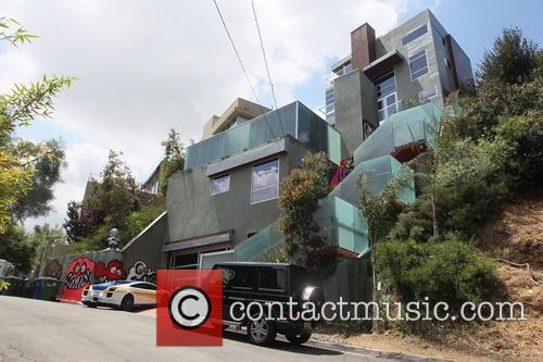 Chris Brown has been ordered to remove the graffiti that he has done all over his new Hollywood home