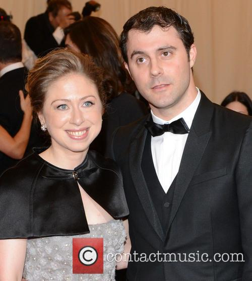 Chelsea Clinton and Marc Mezvinsky 2