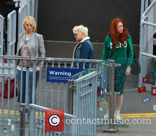Liz McClarnon, Natasha Hamilton and Kerry Katona 2