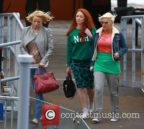 Liz McClarnon, Natasha Hamilton and Kerry Katona 1