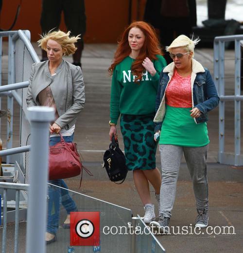 Liz McClarnon, Natasha Hamilton and Kerry Katona 3