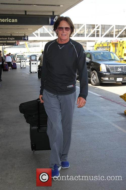 Bruce Jenner at LAX