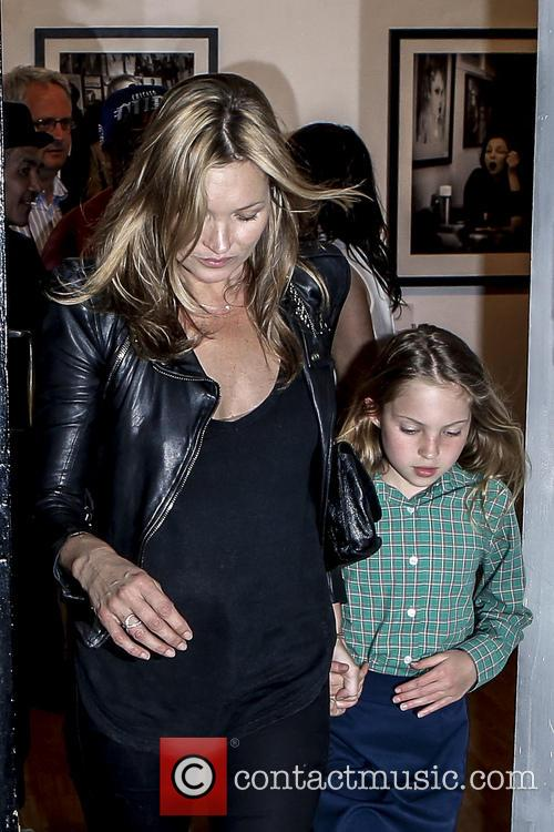 Kate Moss and Lila Grace 3