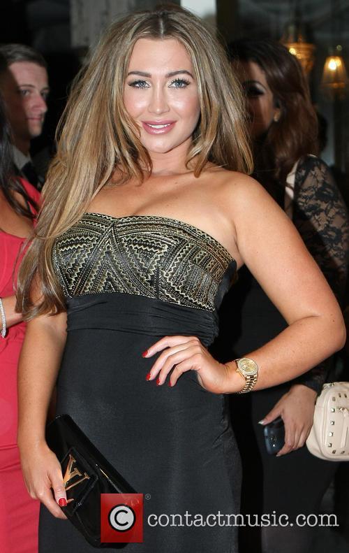 Lauren Goodger, Blanca Bar, Jewel Club