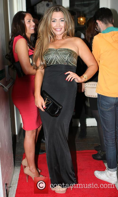 lauren goodger laurens way launch party 3652005