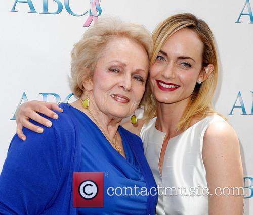 Grandma Mary Jean and Amber Valletta 2