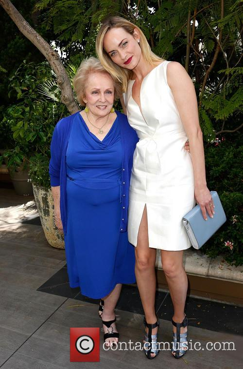 Grandma Mary Jean and Amber Valletta 3