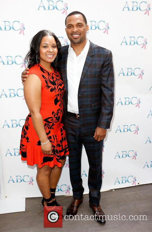 Michelle Epps and Mike Epps 4