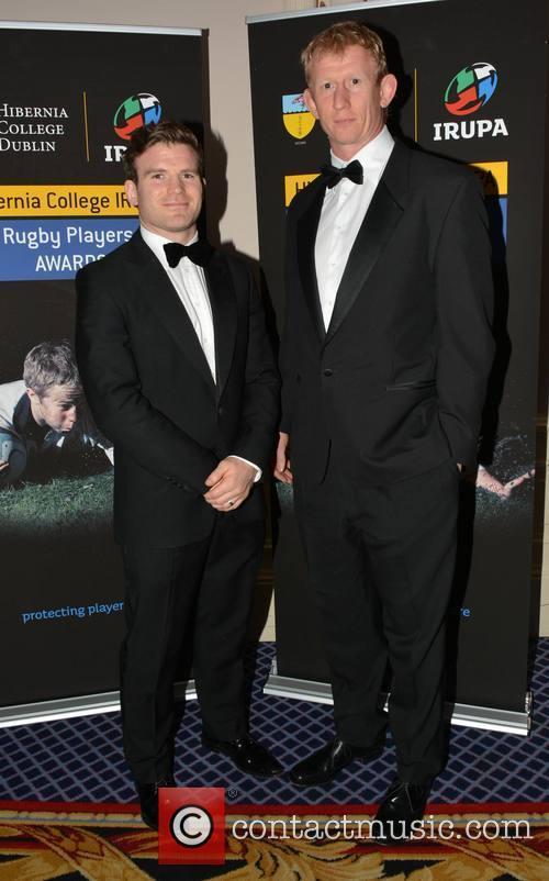 Gordon Darcy and Leo Cullen 1
