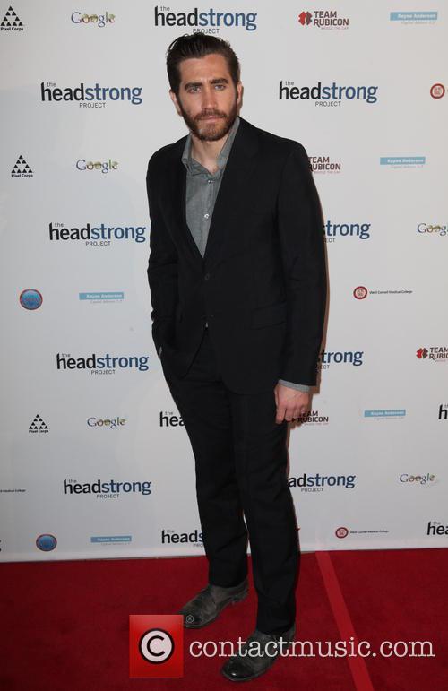 Jake Gyllenhaal, IAC HQ 555 west 18th Street NYC