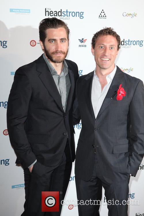 Jake Gyllenhaal and Zach Iscol 5