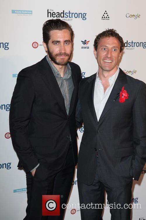 Jake Gyllenhaal and Zach Iscol 9