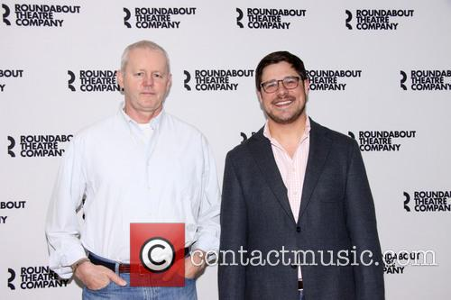 David Morse and Rich Sommer 4