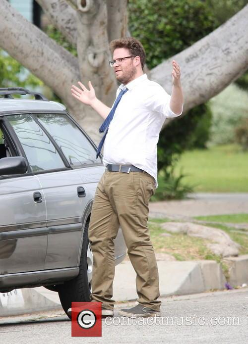 Seth Rogen, Townies Film Set