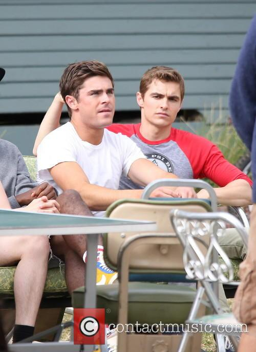 Zac Efron and Dave Franco 1