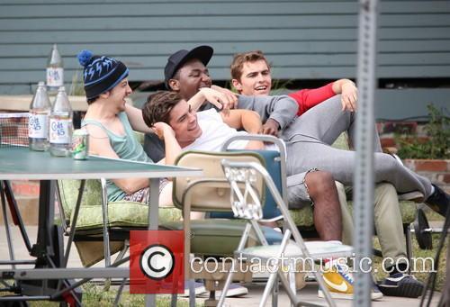 Zac Efron, Michael Cera and Dave Franco 6