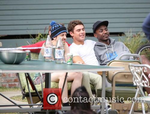 Zac Efron, Michael Cera and Dave Franco 8