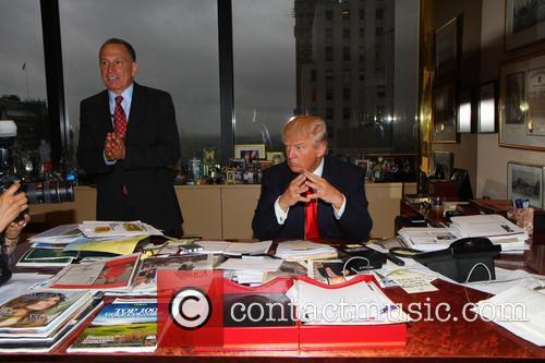 Donald Trump and Bill Zanker 2