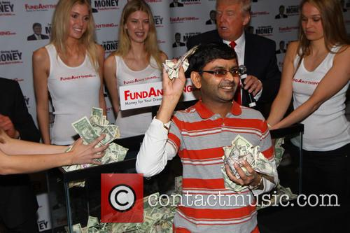 Donald Trump and Money Winner 11