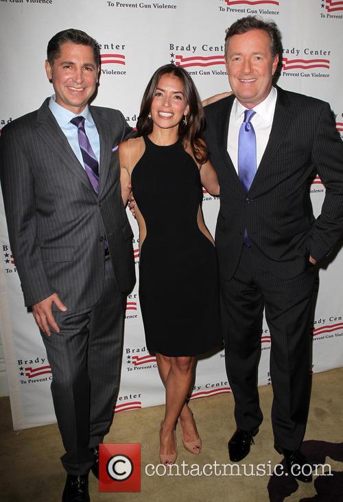 Dan Gross, Laura Wasser and Piers Morgan 1