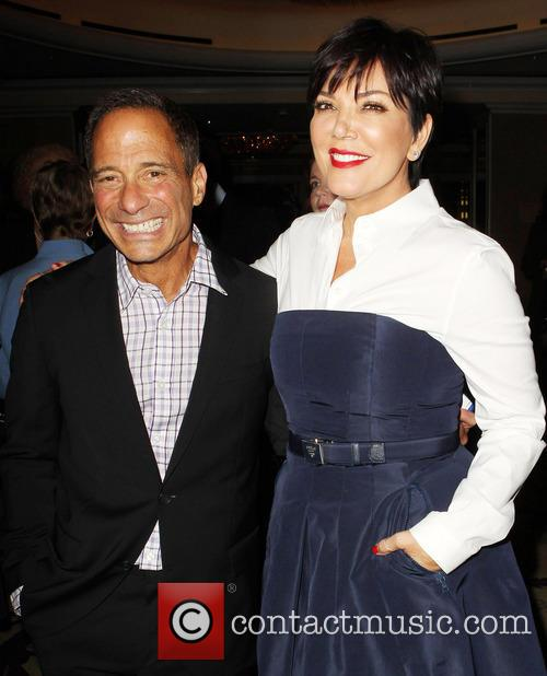 Harvey Levin and Kris Jenner 6