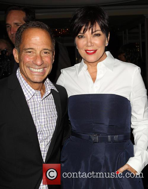 Harvey Levin and Kris Jenner 1