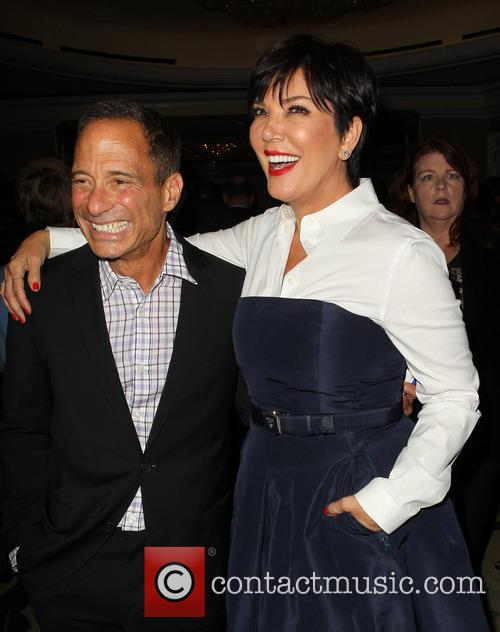 Harvey Levin and Kris Jenner 10