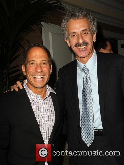 Harvey Levin and Mike Feuer 1