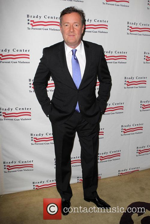 Piers Morgan, Beverly Hills Hotel