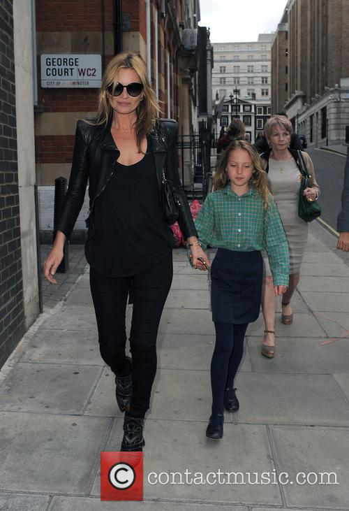 Kate Moss and Lila Grace Moss 5