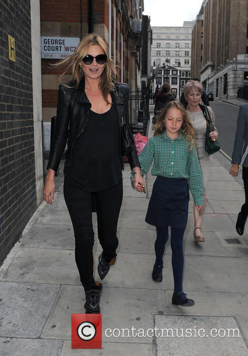 Kate Moss and Lila Grace Moss 1