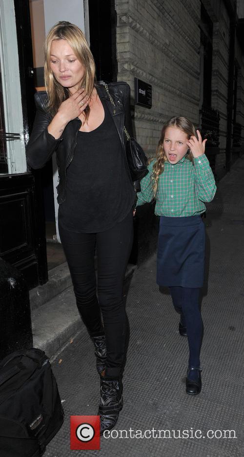 Kate Moss and Lila Grace Moss 6