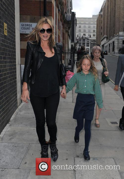 Kate Moss and Lila Grace Moss 7