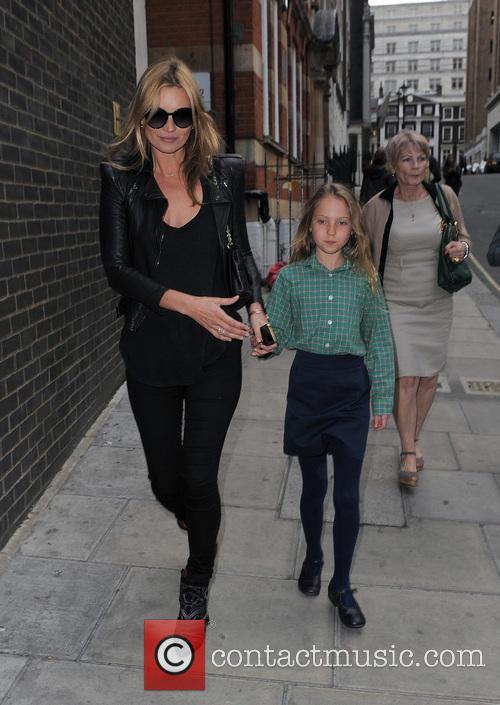 Kate Moss and Lila Grace Moss 8