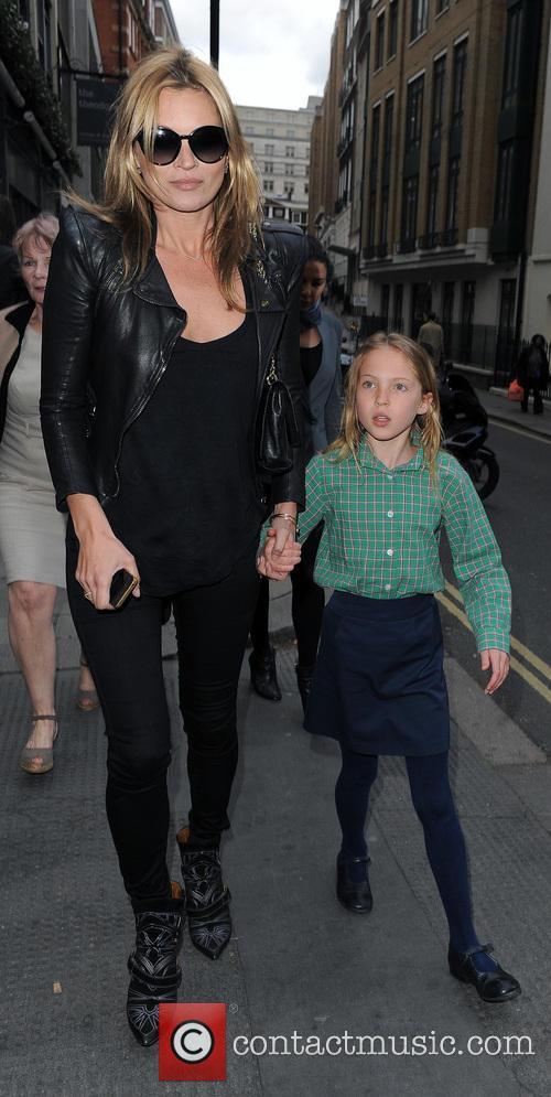 Kate Moss and Lila Grace Moss 10