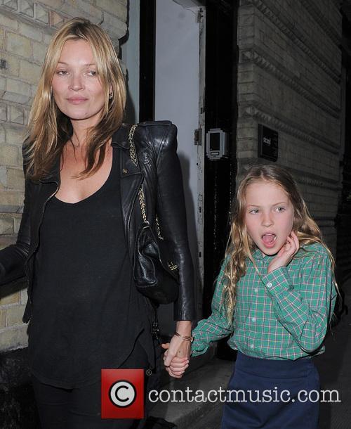 Kate Moss and Lila Grace Moss 11