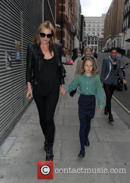 Kate Moss and Lila Grace Moss 14