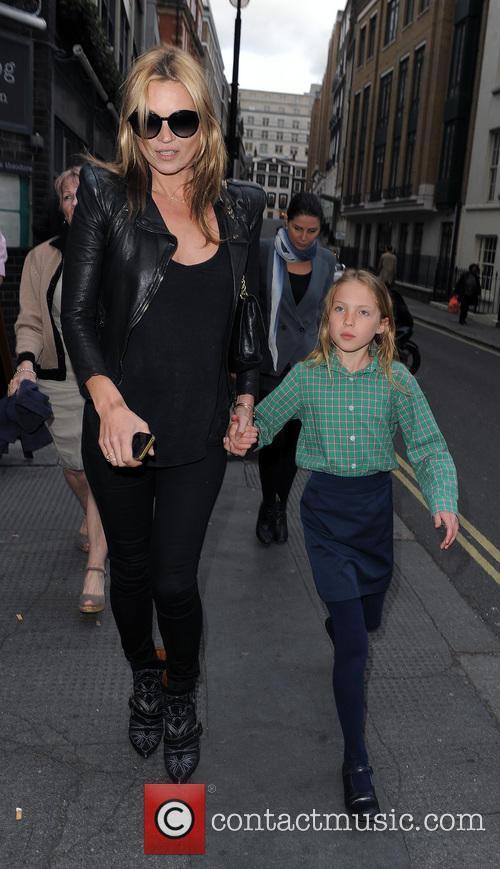 Kate Moss and Lila Grace Moss 15
